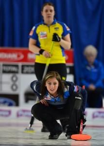 Ford World Women's Curling Championship Latest - Scottish