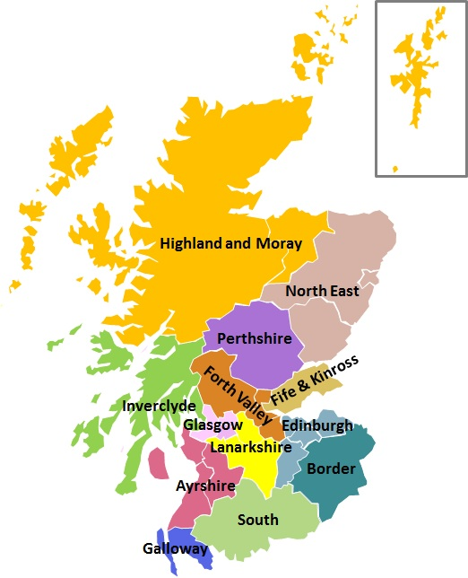 Rccc North Campus Map.Areas Provinces Scottish Curling The Home Of Curling In Scotland