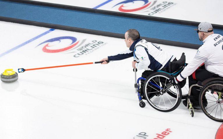 Scottish Curling World Wheelchair Curling Championships b9109df38